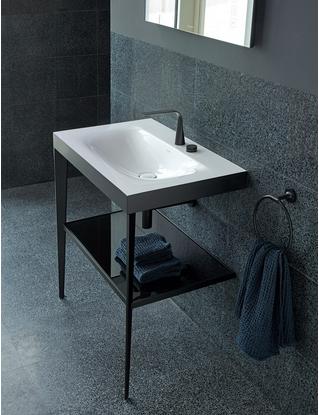 lavabo XVIU CON STRUTTURA
